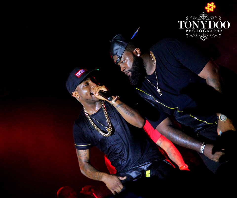 Special ED and Davido