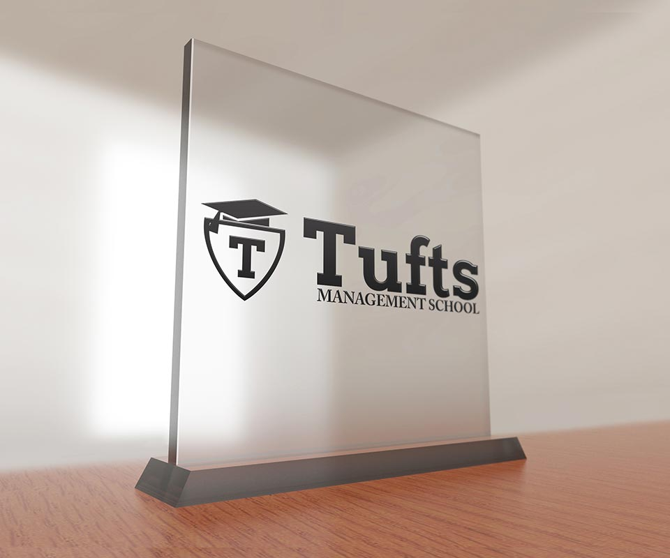 Tufts Management School Logo