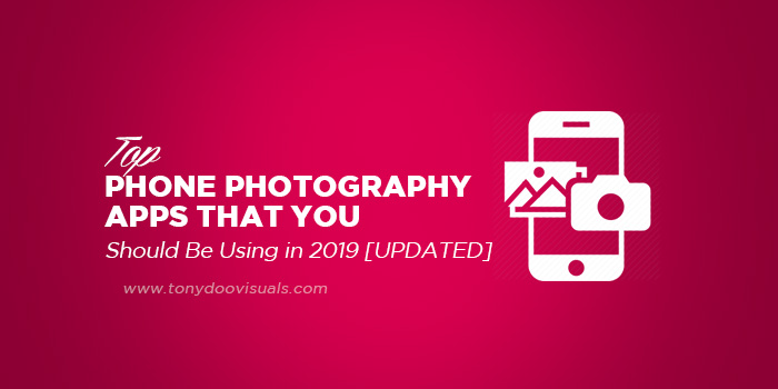 phone photography apps to be using