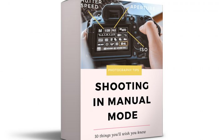 HOW TO SHOOT MANUALLY WITH YOUR DIGITAL CAMERA
