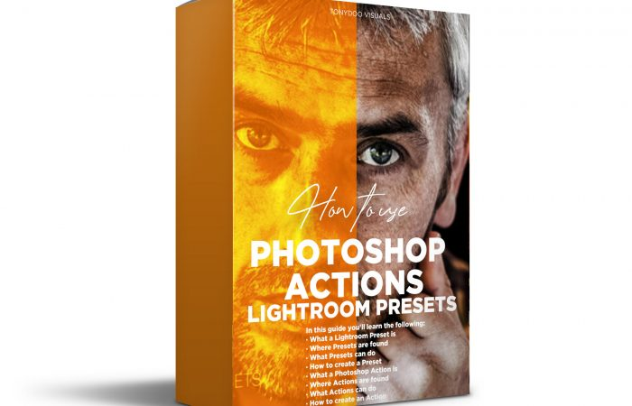 How to Use Photoshop Actions and Lightroom Presets