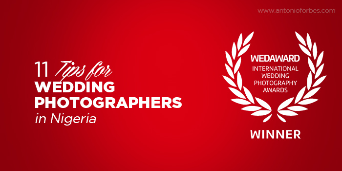 best wedding photographer in nigeria awards tonydoo visuals