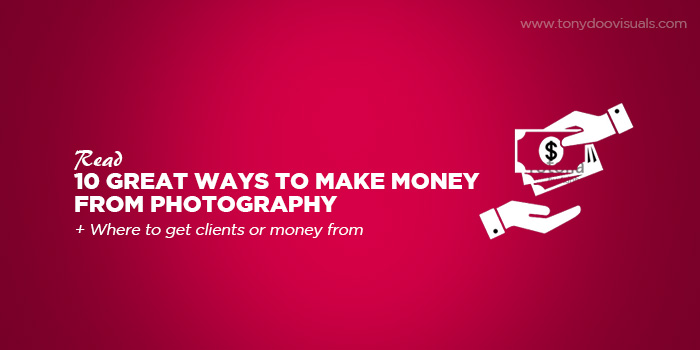 how to make money from photography in nigeria tonydoo visuals