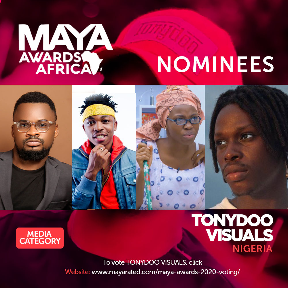 tony doo visuals - maya awards africa- wedding photographer in lagos nigeria